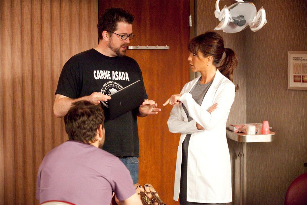 Cómo acabar con tu jefe : Foto Charlie Day, Jennifer Aniston, Seth Gordon