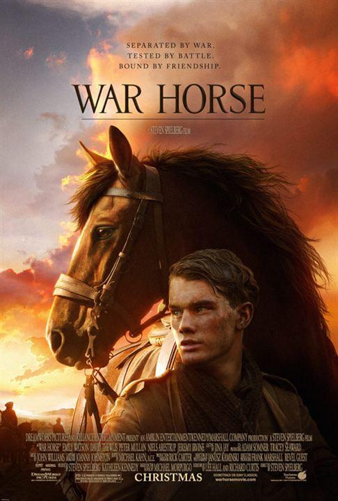 War Horse (Caballo de batalla) : Cartel