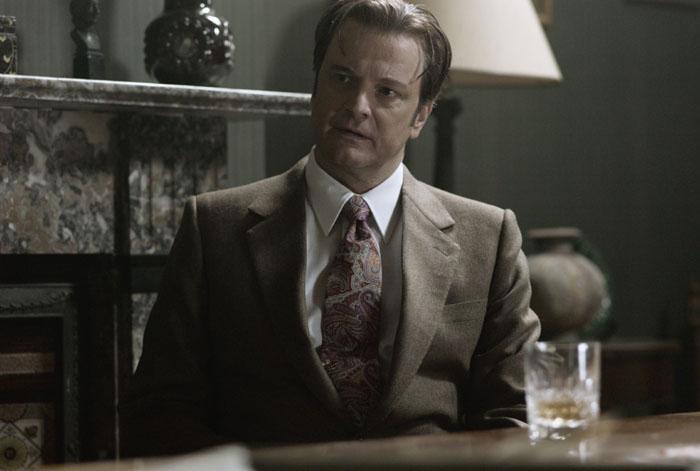 El topo : foto Colin Firth, Tomas Alfredson
