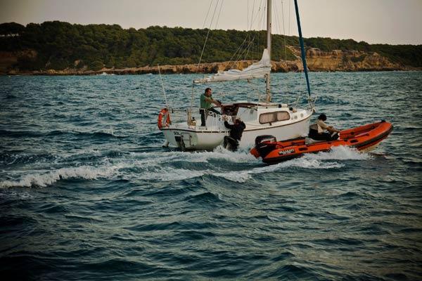 Punta Escarlata : Foto Antonio Hortelano, Carles Francino