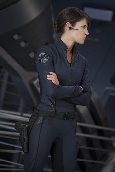 Marvel Los Vengadores : Foto Cobie Smulders