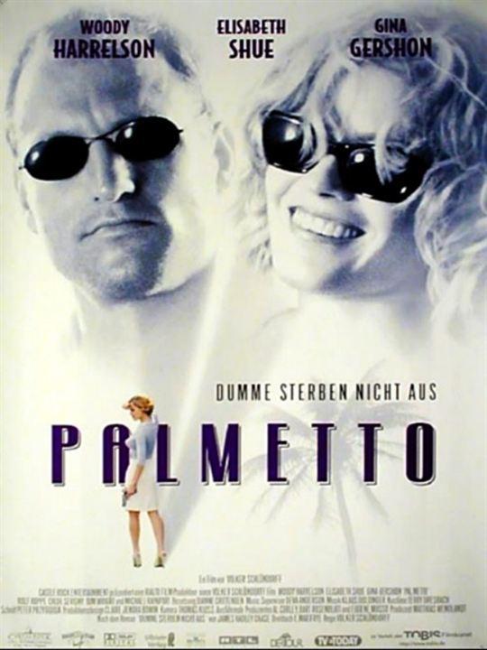 Seducción letal (Palmetto) : Cartel