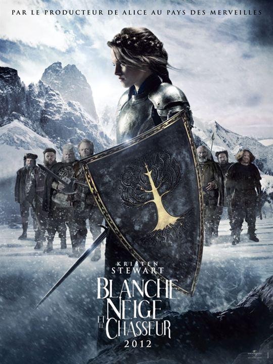 blancanieves y la leyenda del cazador 3