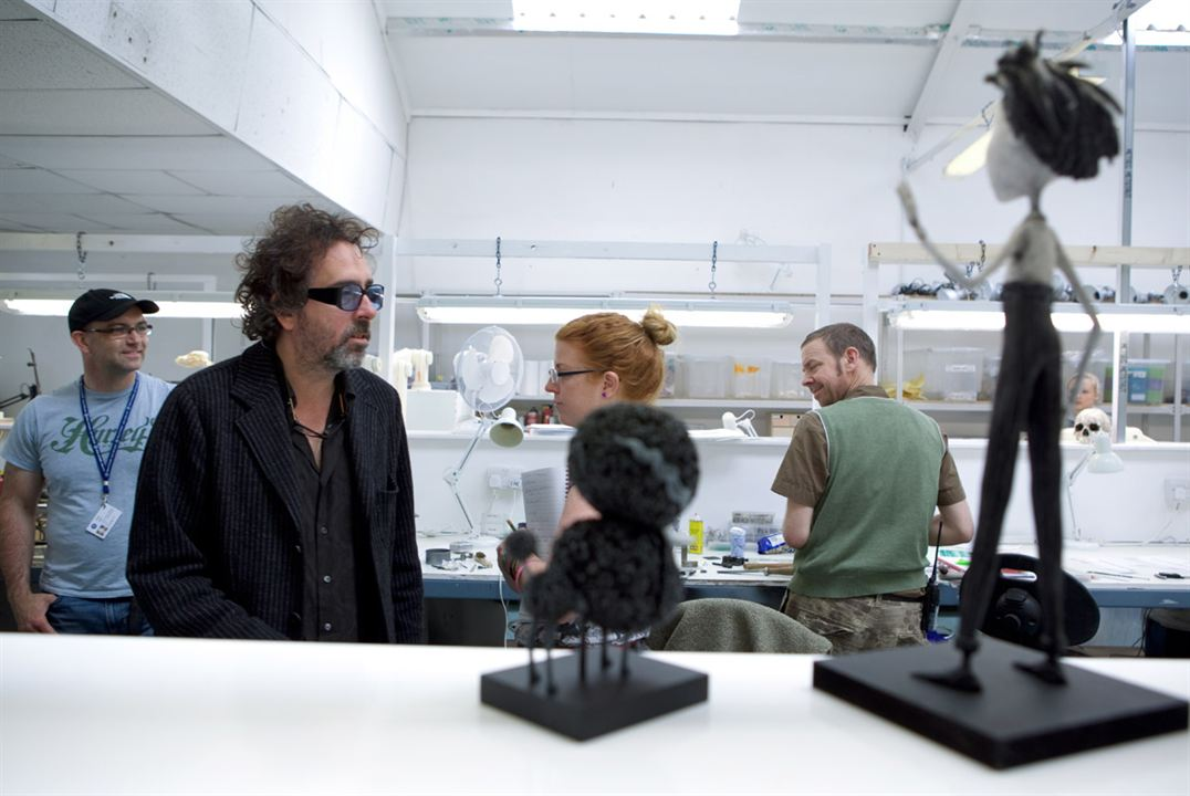 Frankenweenie : Foto Tim Burton