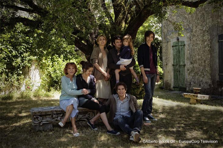 Foto Eric Caravaca, François Civil, Julie Gayet, Léo Legrand, Maria Pacôme