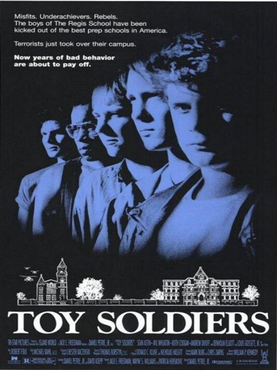 Cartel de Operación: soldados de juguete Poster 2