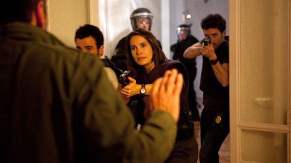 Homicidios : Foto Carlos García (V), Celia Freijeiro, Quique Berrendero