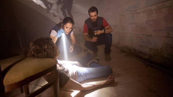 Homicidios : Foto Celia Freijeiro, Quique Berrendero
