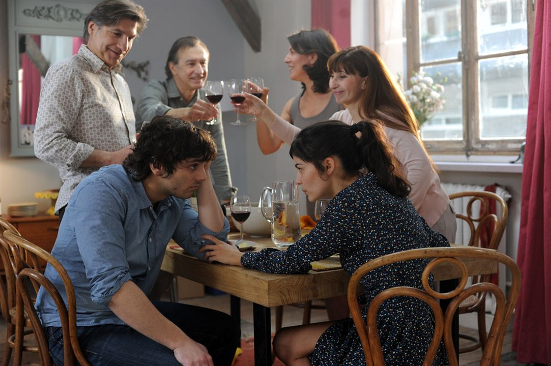 La delicadeza : Foto Ariane Ascaride, Audrey Tautou, David Foenkinos, Olivier Cruveiller, Pio Marmai