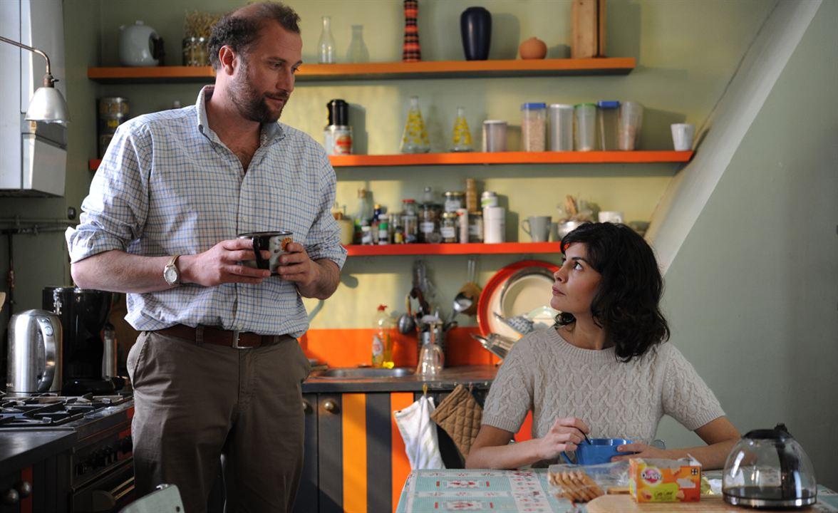 La delicadeza : Foto Audrey Tautou, David Foenkinos, François Damiens, Stéphane Foenkinos