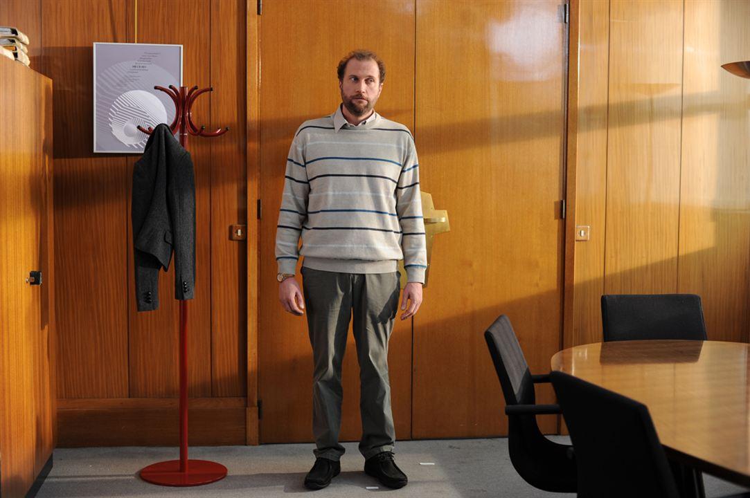 La delicadeza : Foto David Foenkinos, François Damiens, Stéphane Foenkinos