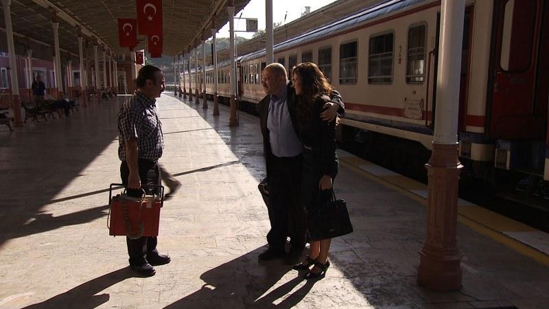 Foto Ahmet Mümtaz Taylan, Cengiz Bozkurt, Özge Borak