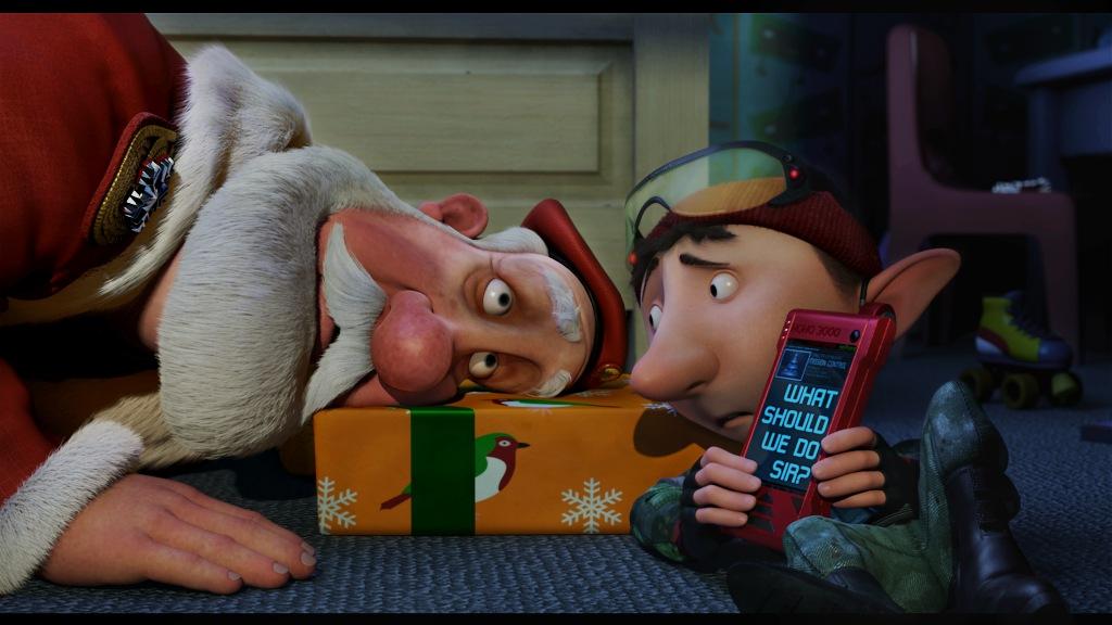 Arthur Christmas: Operación regalo : Foto Sarah Smith