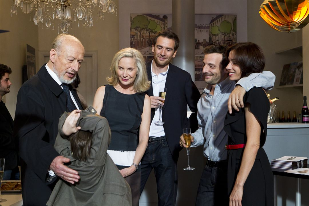 La Vie d'une autre : Foto Aure Atika, Marie-Christine Adam, Mathieu Kassovitz, Nicolas Carpentier, Sylvie Testud
