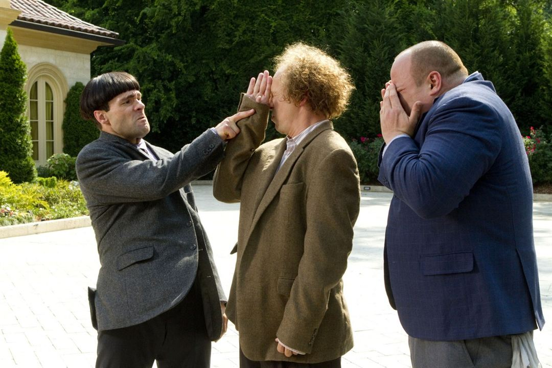 Los tres chiflados : Foto
