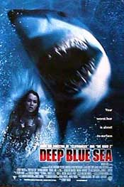 Deep Blue Sea : Foto