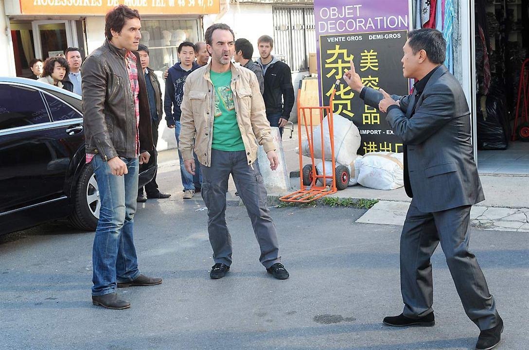 Foto Bruno Solo, Jean-Claude Tran, Vincent Elbaz