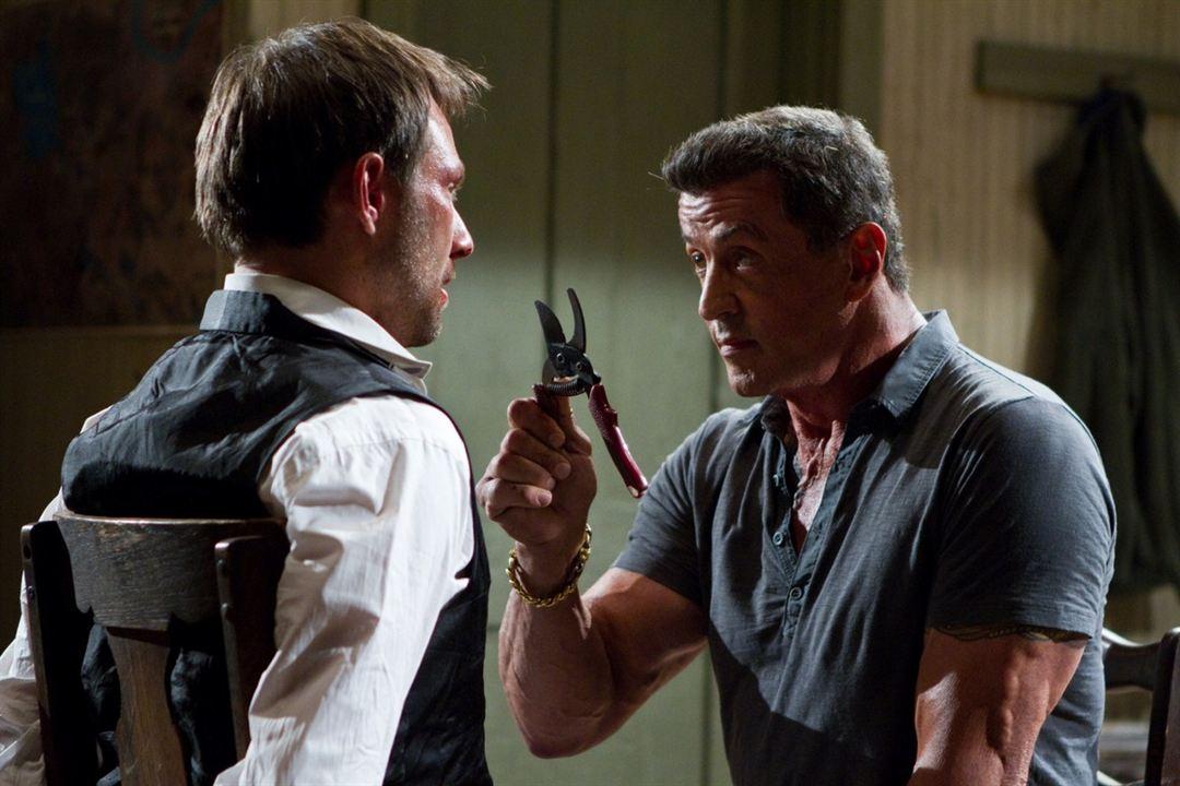 Una bala en la cabeza : Foto Christian Slater, Sylvester Stallone