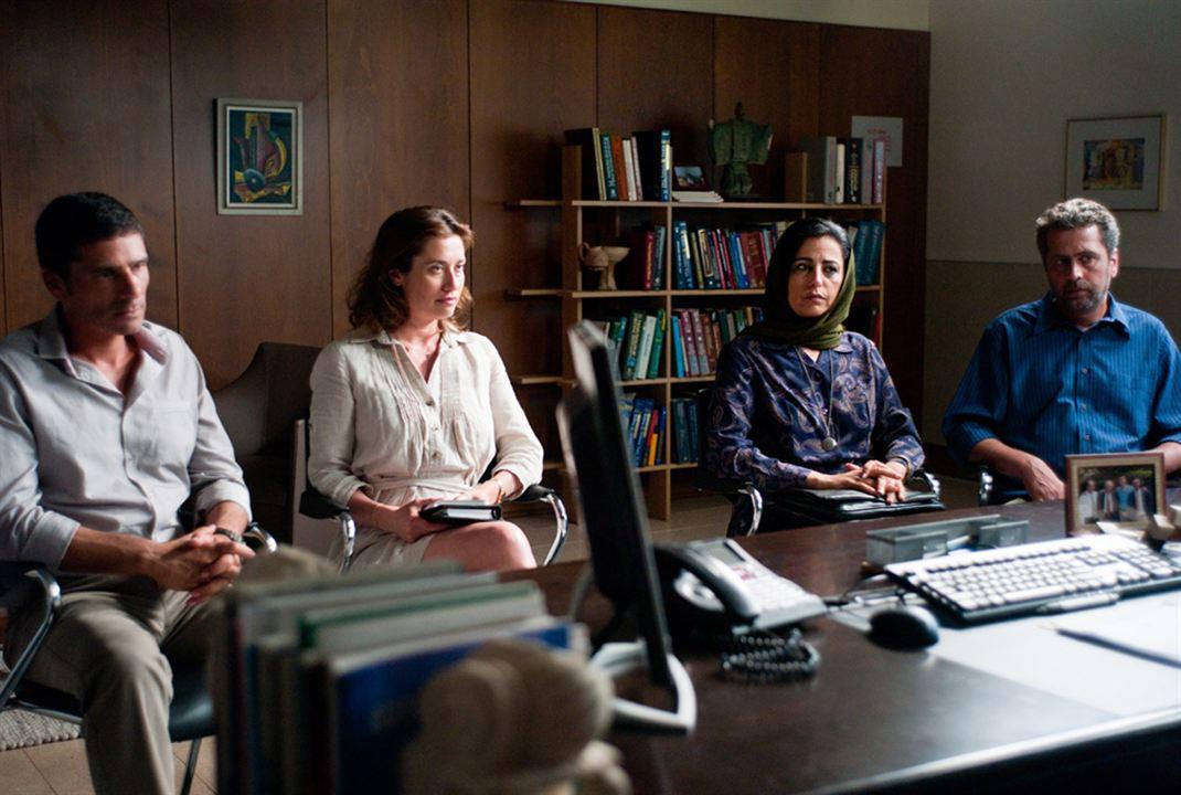 El hijo del otro : Foto Areen Omari, Emmanuelle Devos, Khalifa Natour, Pascal Elbé