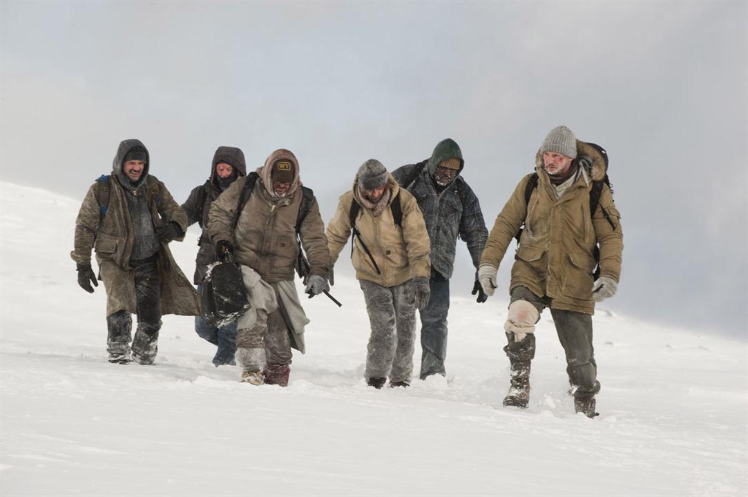 Infierno blanco : Foto Liam Neeson