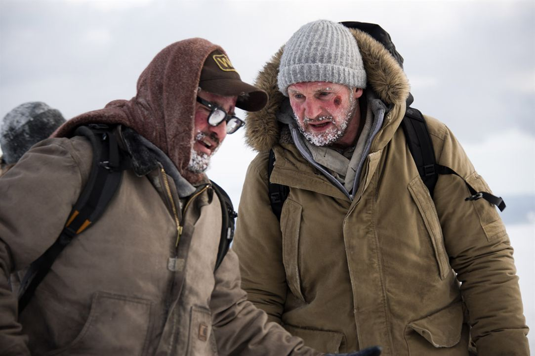 Infierno blanco : foto Dermot Mulroney, Joe Carnahan, Liam Neeson