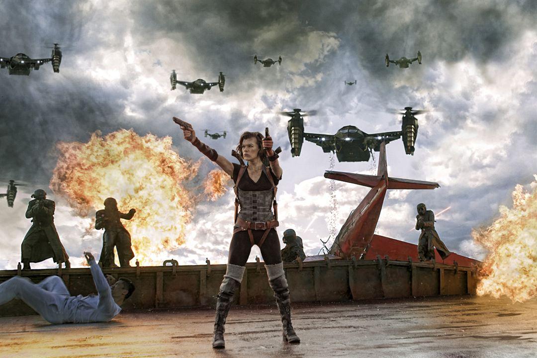 Resident Evil: Venganza : Foto Milla Jovovich