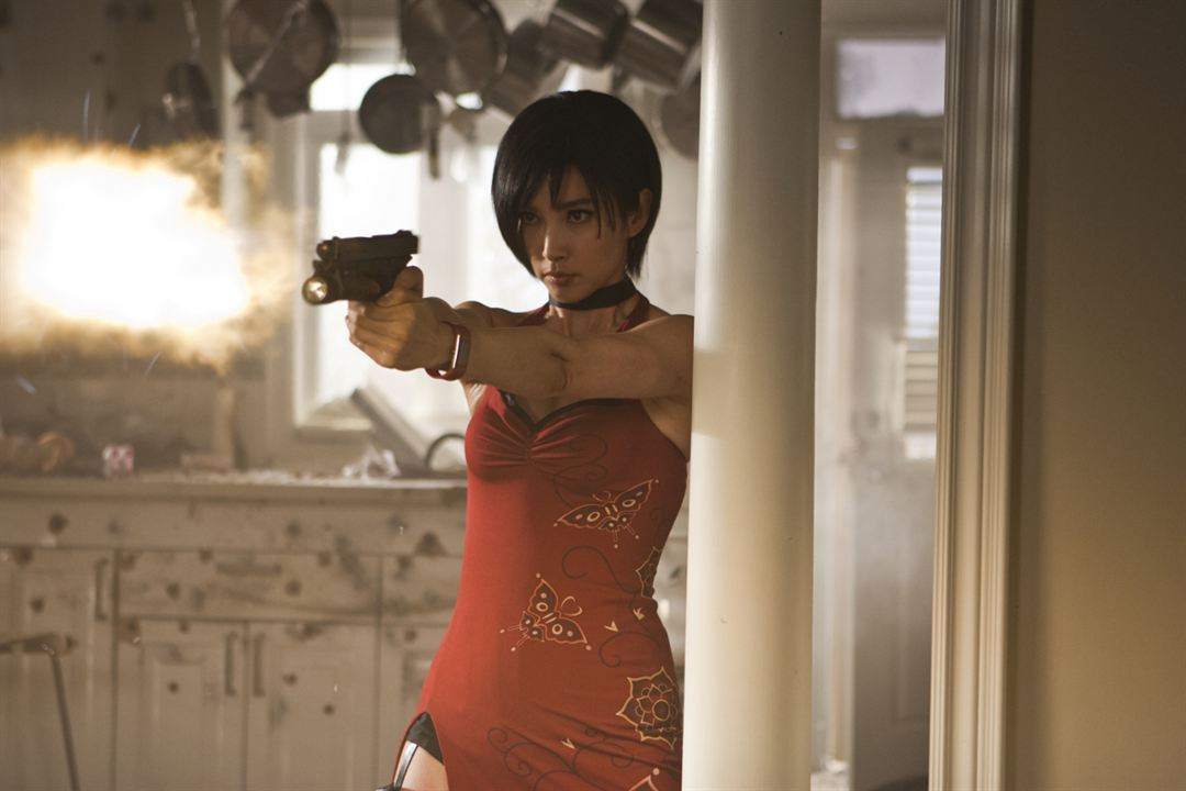 Resident Evil: Venganza : Foto Bingbing Li