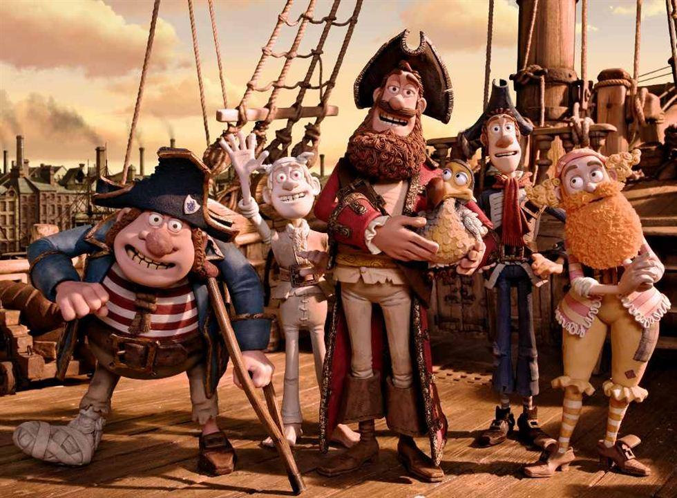 ¡Piratas! : Foto