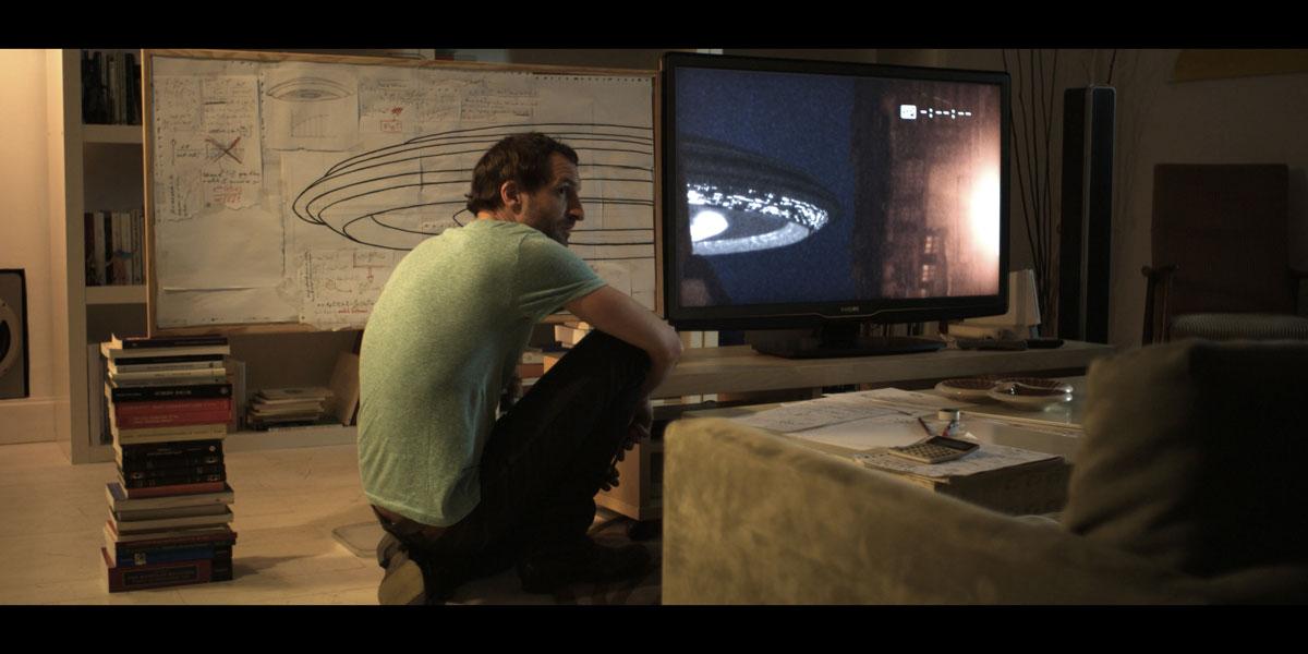 Extraterrestre : Foto Julián Villagrán
