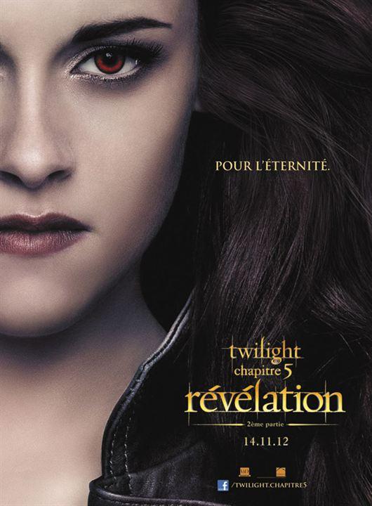 La saga Crepúsculo: Amanecer - Parte 2 : Cartel Stephenie Meyer