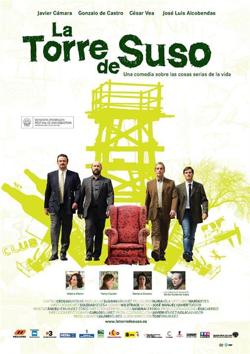 La Torre de Suso : Cartel