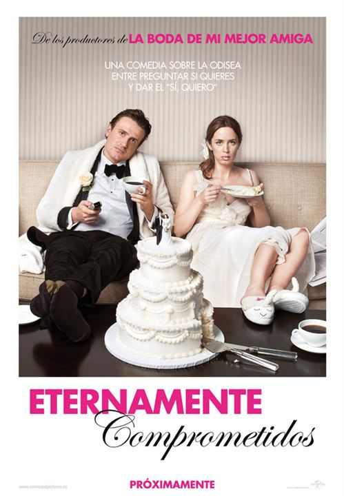 Eternamente comprometidos : Cartel