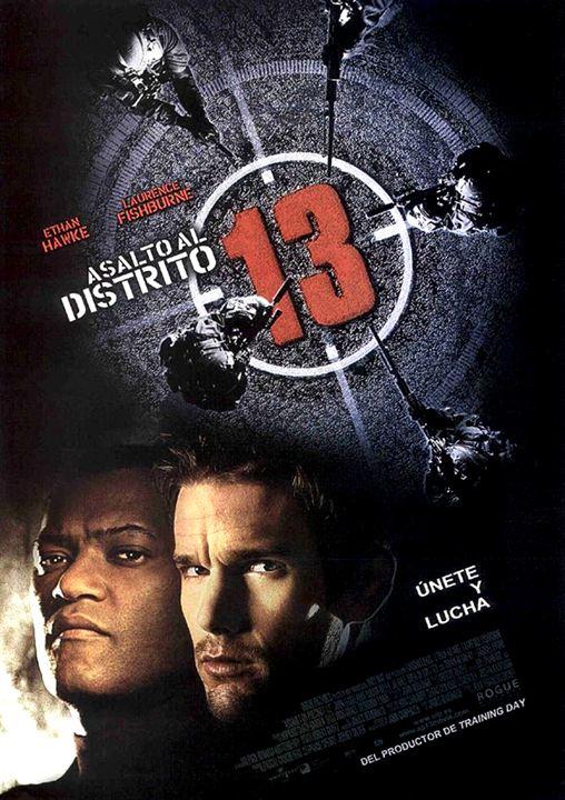 Asalto al distrito 13 : Cartel