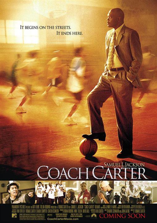 Entrenador Carter : Cartel