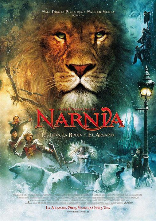 Las crónicas de Narnia: El león, la bruja y el armario : Cartel
