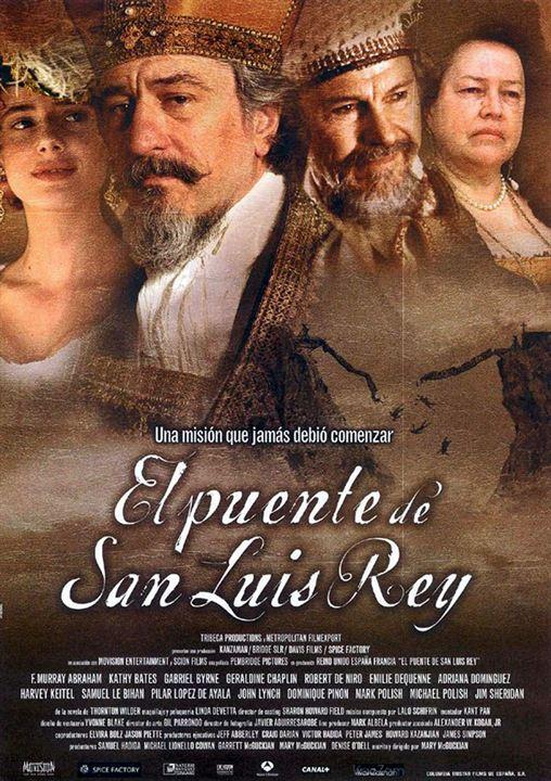 El puente de San Luis Rey : cartel
