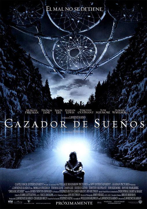 El cazador de sueños : Cartel