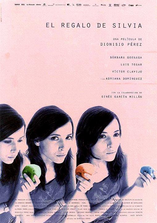 El regalo de Silvia : cartel