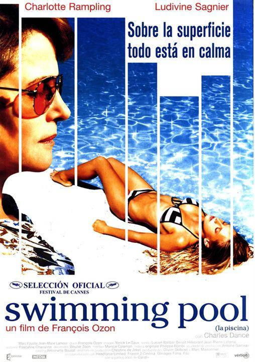 Swimming Pool (La piscina) : Cartel