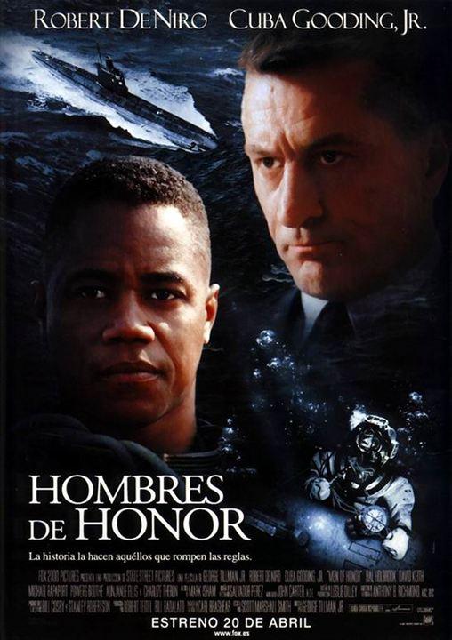 Hombres de honor : Cartel