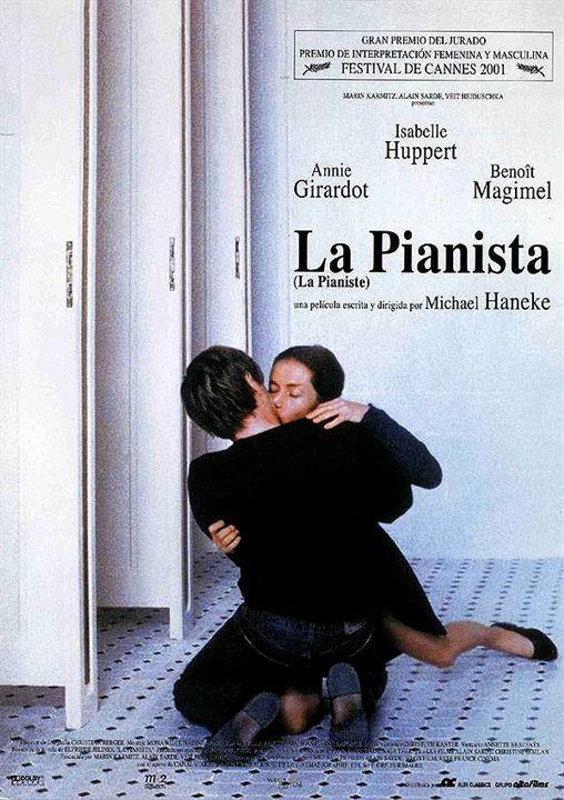 La Pianista : Cartel