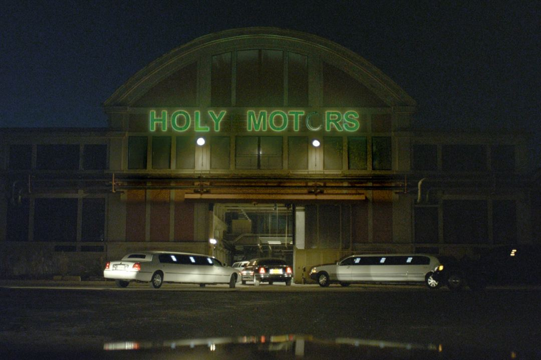 Holy Motors : Foto Leos Carax