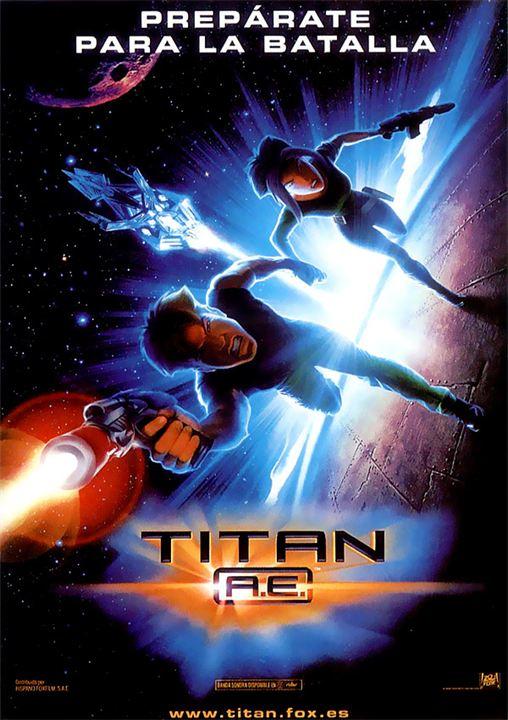 Titan A.E. : Cartel