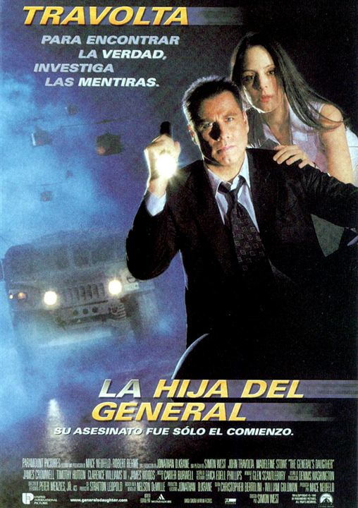 La hija del General : Cartel