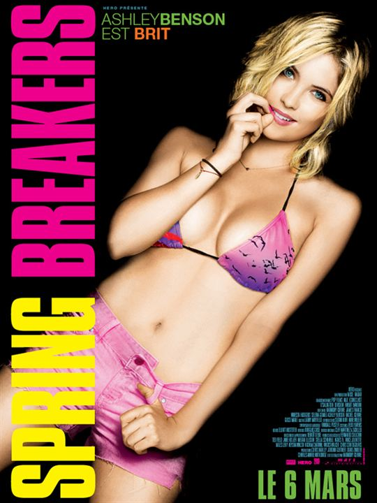 Spring Breakers : Cartel Ashley Benson