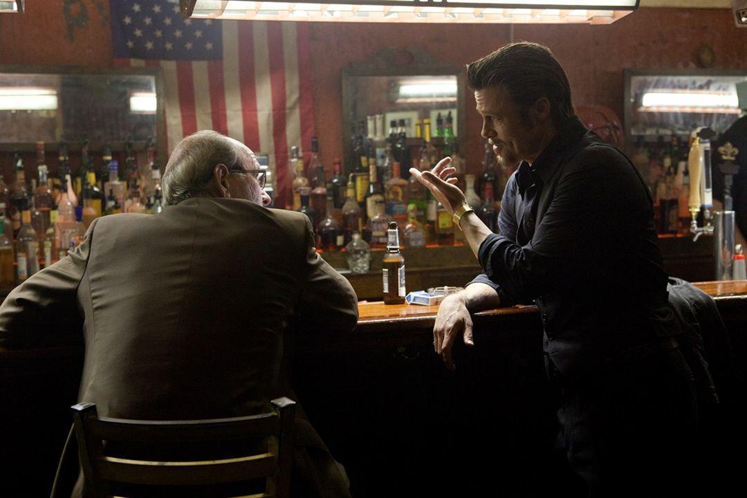 Mátalos suavemente : Foto Brad Pitt, Richard Jenkins