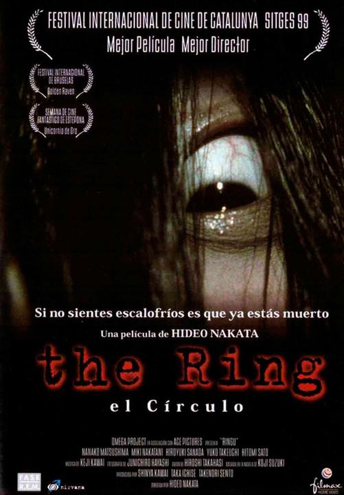 The ring (El círculo) : Cartel