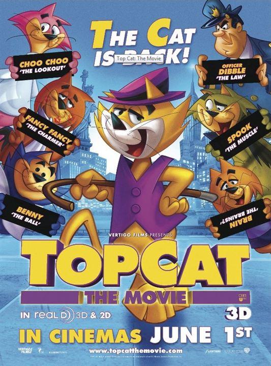 cartel de don gato y su pandilla poster 3 sensacinecom