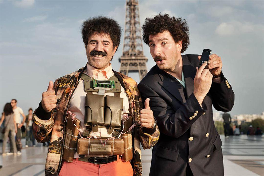 Vive la France : Foto José Garcia, Michaël Youn