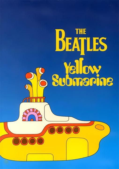 El Submarino Amarillo : Cartel